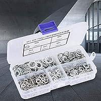 機械的締結工具の品揃えキット星形ロックワッシャー外部歯付きロックワッシャー電気接続用フラット亜鉛メッキロックワッシャー