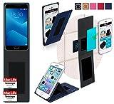 Hülle für Meizu M5 Note Tasche Cover Hülle Bumper | Blau | Testsieger
