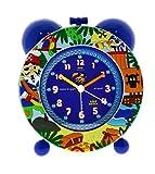 Baby Watch REVEIL Silencieux Pirates Enfant, Plastique, Bleu, 11 x 6 x 13 cm