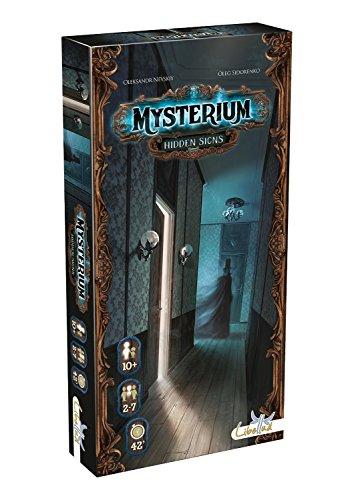 Asmodee Mysterium - Verborgene Zeichen, Erweiterung, Familienspiel, Deutsch