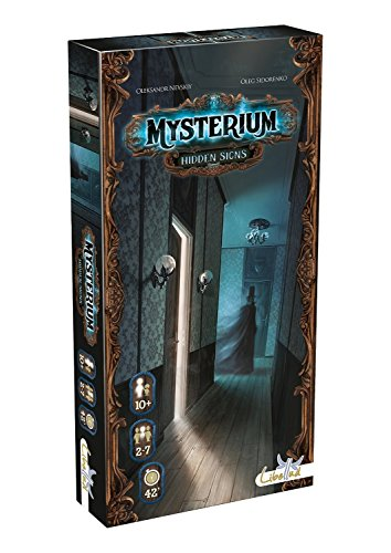 Libellud LIB0002 - Mysterium - Hidden Signs