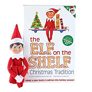 the elf on the shelf: a christmas tradition - 51kfhprv35L - The Elf on the Shelf: A Christmas Tradition