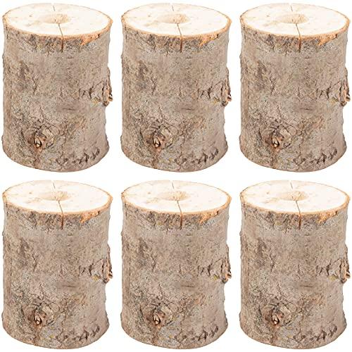 Schwedenfeuer NATUR oder CITRONELLA 6 Stck. Brenndauer 3h Schwedenfackel Gartenfackel Feuerfackel Finnenfackel (Duft Naturelle)