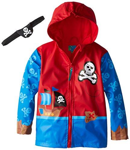 Stephen Joseph sj860129 a56 Manteau de pluie pour, Taille 116/122, Pirate