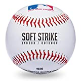 Franklin Boy's Soft Strike Tee Ball - White