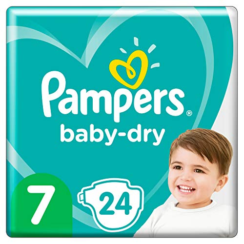 Pampers Baby Dry Gr.7 Extra Large 15+kg Einzelpack
