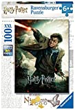 Ravensburger-12869 3 Harry Potter, Multicolor, 100 piezas (12869)