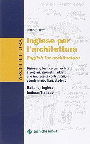 Inglese per l'architettura