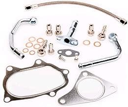 Kinugawa Turbo Oil & Water Line Kit Compatible with SUBARU EJ20 EJ25 IHI VF34 VF39 VF43 RHF55 (Complete)