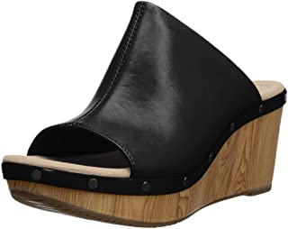 CLARKS Women's Annadel Molly Wedge Sandal