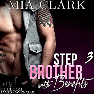 Stepbrother with Benefits 3 audiobook cover art