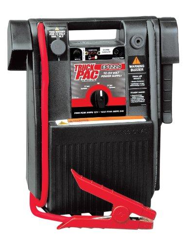 Find Bargain Truck PAC ES1224 3000/1500 Peak Amp 12/24V Jump Starter