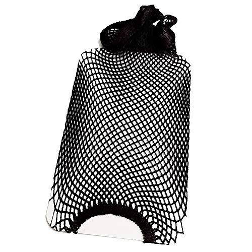 LovePlz Haute Extensible Snood Perruque Liner Cap Couverture Maille Cheveux Net Chapeau Postiche Accessoire Perruques De Cheveux pour Les Femmes pour La Maison en Plein Air Cheveux Accessoires Noir