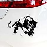 DEDUDUDU Autoaufkleber Lustige Tiere -EKG-Autoaufkleber Aufkleber FüR Auto Autosticker Autoaufkleber Auto Tattoo Graffiti Sticker 3D Sticker Heckscheibenaufkleber