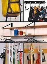 TidyGarage Special Bonus Shelf and Rack Package