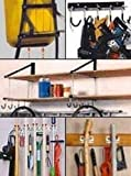 TidyGarage Special Bonus Shelf and Rack Package