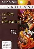 Le Livre Des Merveilles by Marco Polo(2009-11-15) - Larousse Editions - 01/01/2009