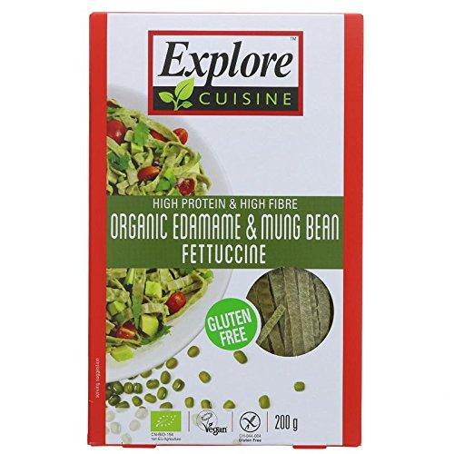 Explore Cuisine | Edamame & Mung Bean Fettuccine | 5 x 200g