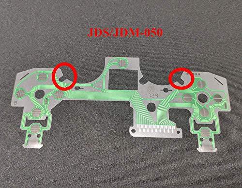 Flachbandkabel Leiterplatte Film Flex Kabel für PS4 Dualshock 4 JDS-055 PS4 050 Controller Leitfähige Folie Keypad Flexkabel PCB Joystick Tasten