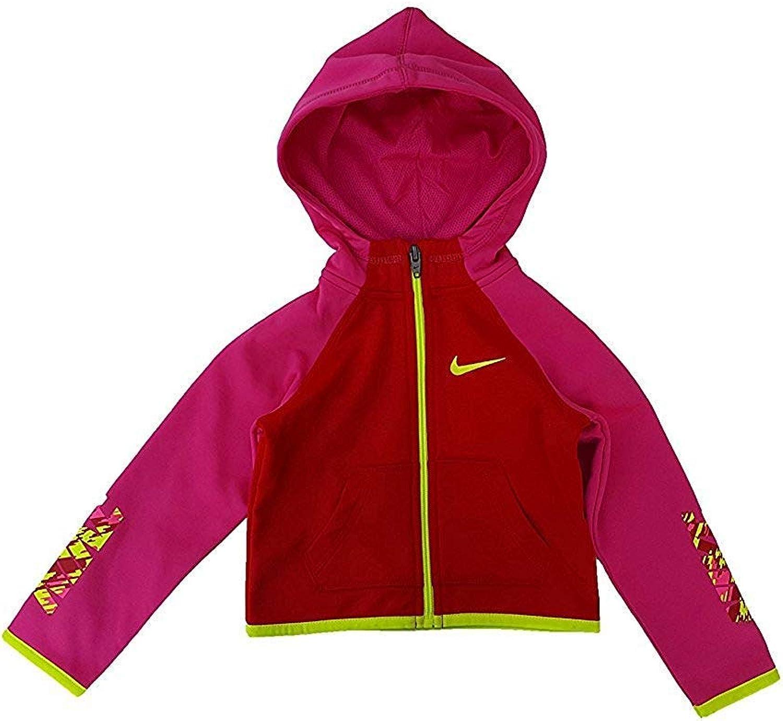 Nike Little Girls' Toddler Therma DriFit Hoodie (Sizes 2T  4T)
