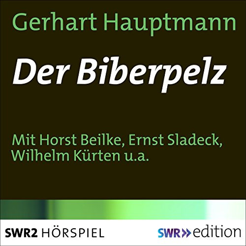 Der Biberpelz audiobook cover art