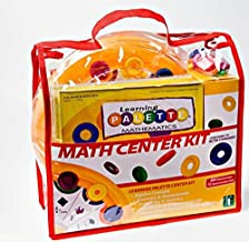 Learning Wrap-ups 4th Grade Math Learning Palette 1 Base Center Kit
