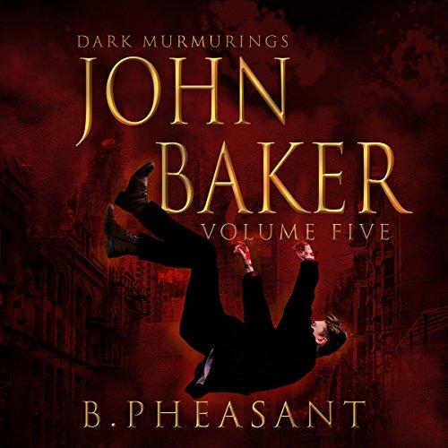 John Baker audiobook cover art