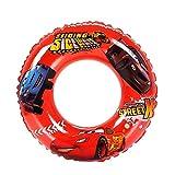 Disney Cars Swimming Ring for Kids 3+ (60 cm) - Red