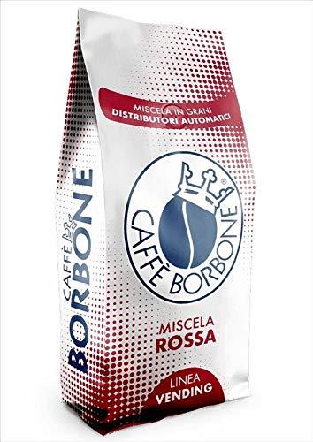 Caffè Borbone Caffè in Grani Miscela Rossa - 1000 gr