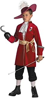 Toddler Captain Hook Costume - Toddler (3T-4T)