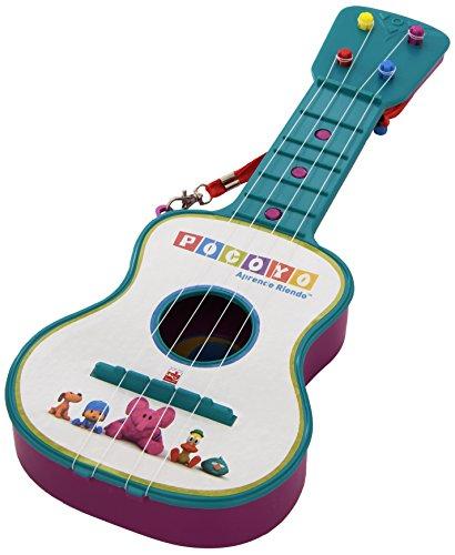 Pocoyó- Guitarra, Color surtido (Claudio Reig 319.0)