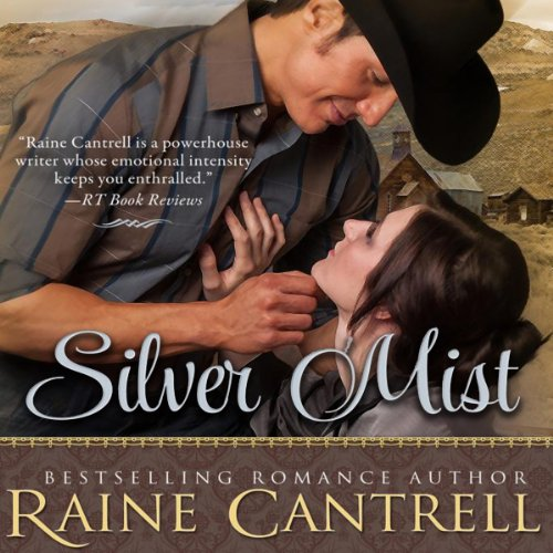 Silver Mist audiobook cover art