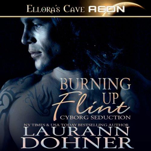 Burning Up Flint audiobook cover art