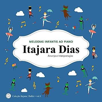 Melodias Infantis ao Piano, Vol.1
