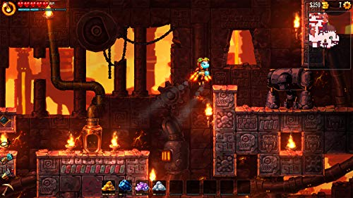 Steamworld Dig 2 (Nintendo Switch) - 4