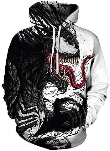 Agent venom hoodie _image3
