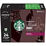 Starbucks French Roast 24ct K-Cup Coffee Pods