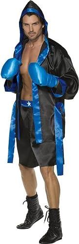 selección larga Para hombre Sexy disfraz fiebre Down para el recuento de de de macho disfraz negro y azul  echa un vistazo a los más baratos