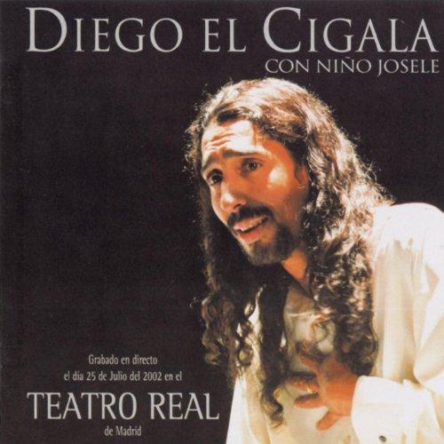 Diego El Cigala Y Niño Josele - Teatro Real