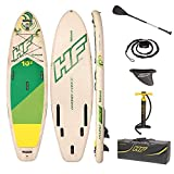 Bestway Hydro Force Kahawai 10 Foot Inflatable SUP Paddle Board Package w/Pump