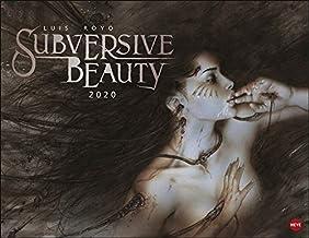Luis Royo Subversive Beauty Poster Calendar 2020 – Heye-Verlag – Wall Calendar – 44 cm x 34 cm