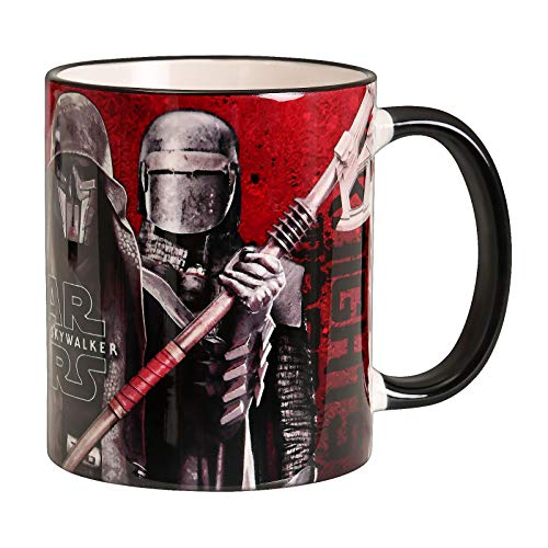 Elbenwald Star Wars Keramik-Tasse Knights of Ren Rise of Skywalker 320ml