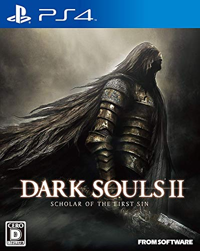 DARK SOULS II SCHOLAR OF THE FIRST SIN (Japan Import)