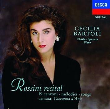 Rossini: Giovanna d'Arco; 19 songs