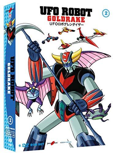 Ufo Robot Goldrake, Vol. 2 (6 DVD)