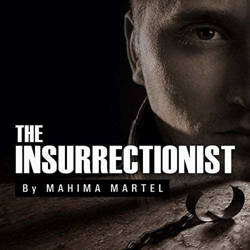 The Insurrectionist audiobook cover art