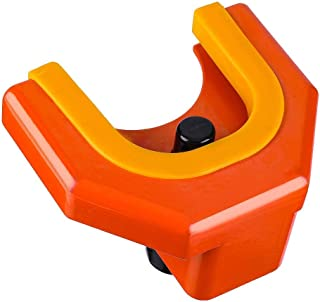 Audew Trailer Lock,Coupler Lock Universal Size Fits 1-7/8'', 2'', and 2-5/16'' Couplers