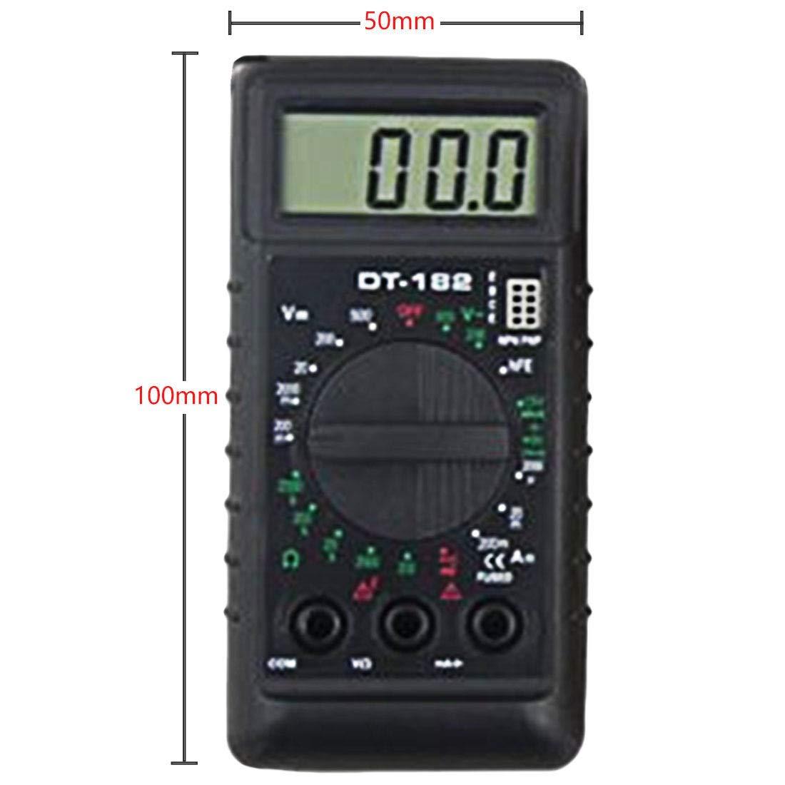 Genuine Mini Digital Multimeter Pocket AC Resistance We OFFer at cheap prices DC Current Voltage