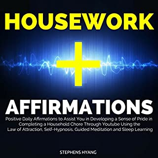 Housework Affirmations cover art