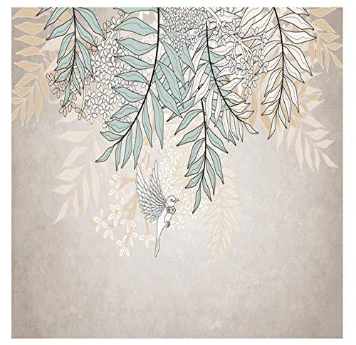 Kleines Schwalben-3D-Wandbild-Mass angefertigt Fototapete Nicht gewebt Tapeten Wandtapete XXL Moderne Wanddeko Design Wand Dekoration Wohnzimmer Schlafzimmer Flur-350(w) x256(H) cm